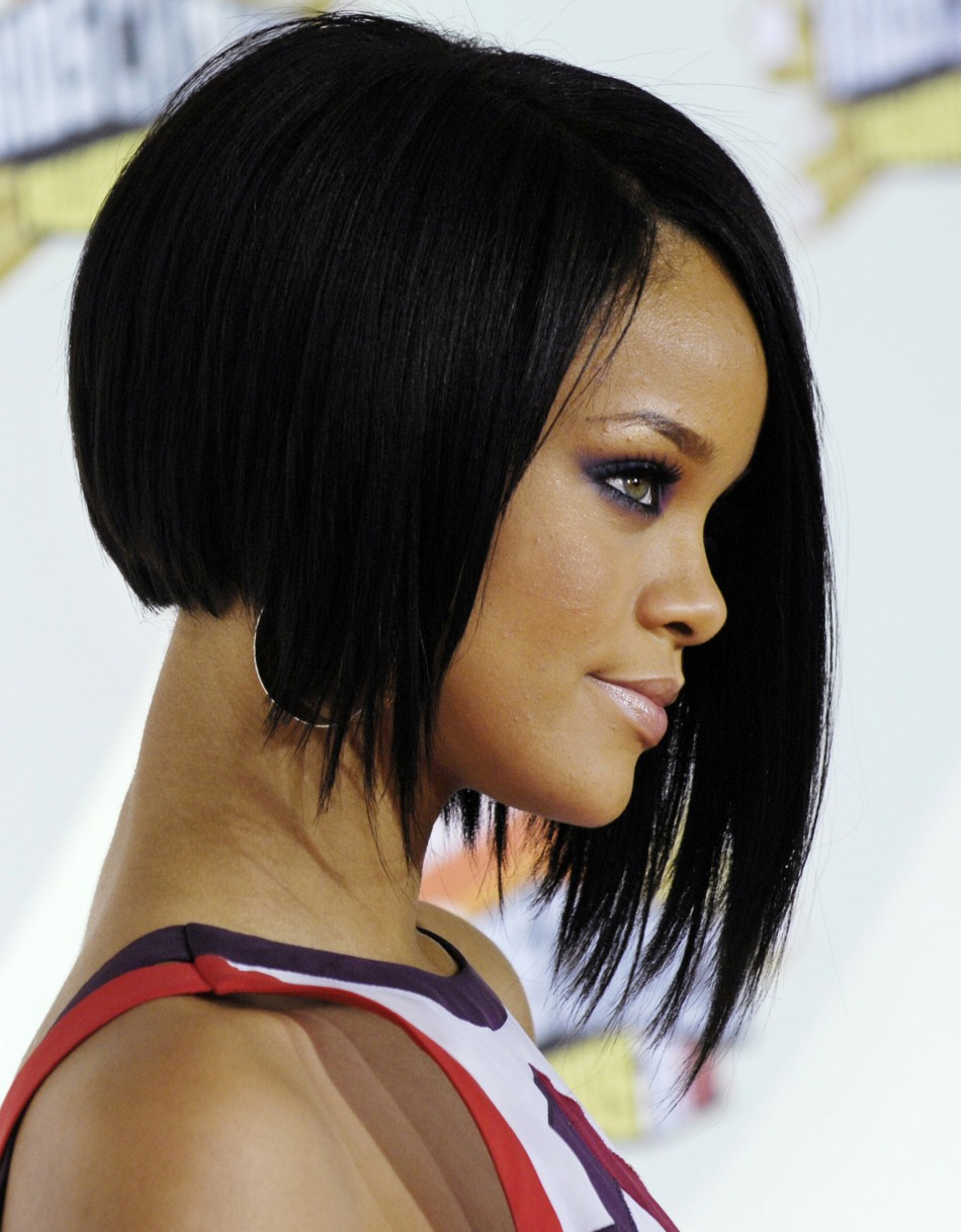 Stunning Bob Hairstyles For Black Women - Bob hairstyle black hair