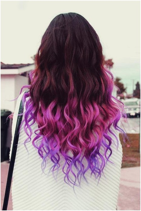Ombre Hair Color Ideas Youll Love To Try Out - Cute hairstyle color ideas