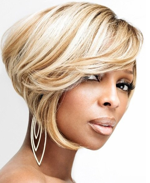 Swell 25 Stunning Bob Hairstyles For Black Women Short Hairstyles Gunalazisus