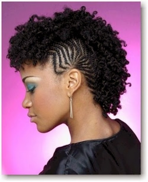Miraculous Twist Hairstyles For Natural Hair Short Hairstyles For Black Women Fulllsitofus