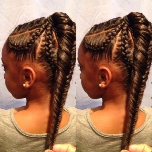 Awesome Little Black Girl Hairstyles 30 Stunning Kids Hairstyles Hairstyles For Women Draintrainus