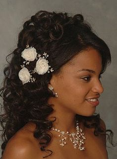 Sensational Wedding Hairstyles For Black Women That Will Turn Heads Hairstyles For Women Draintrainus