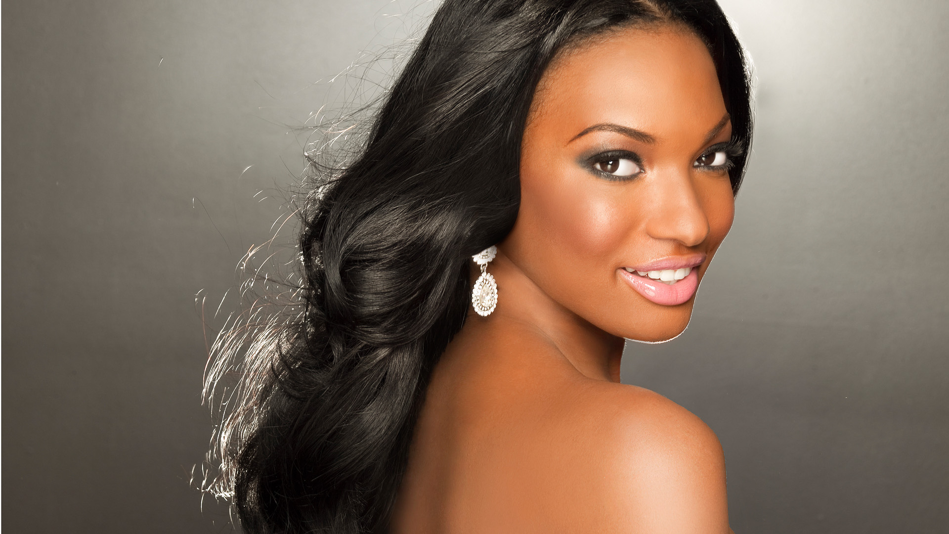 Wedding hairstyles for black women that will turn heads for Photo modele