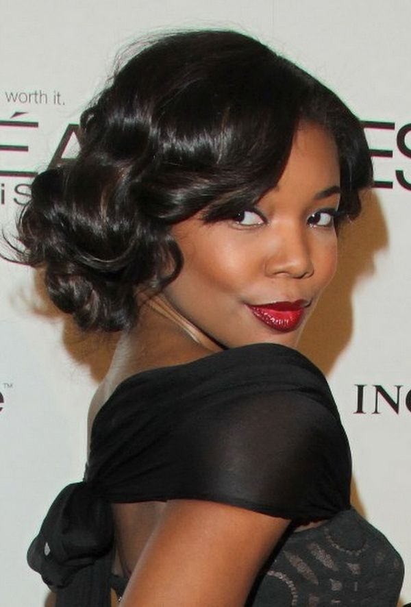 Stupendous Wedding Hairstyles For Black Women That Will Turn Heads Hairstyles For Men Maxibearus