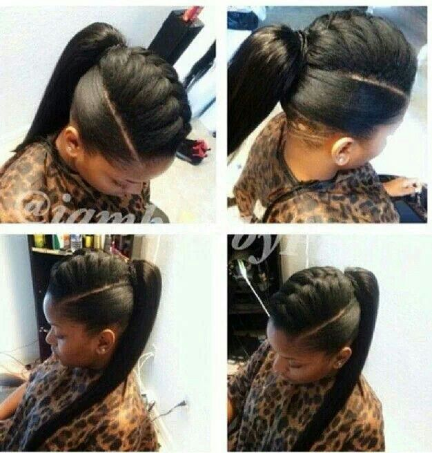 24Fishtail French Braid With And Undercut