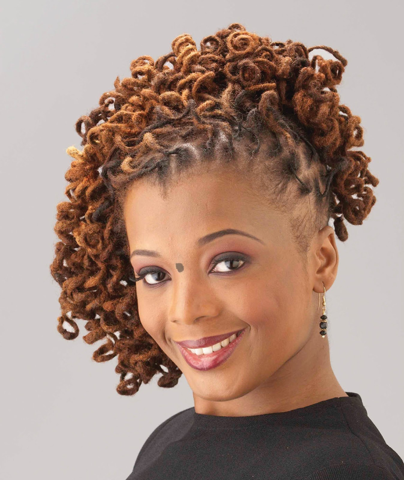 Peachy Wedding Hairstyles For Black Women That Will Turn Heads Short Hairstyles For Black Women Fulllsitofus