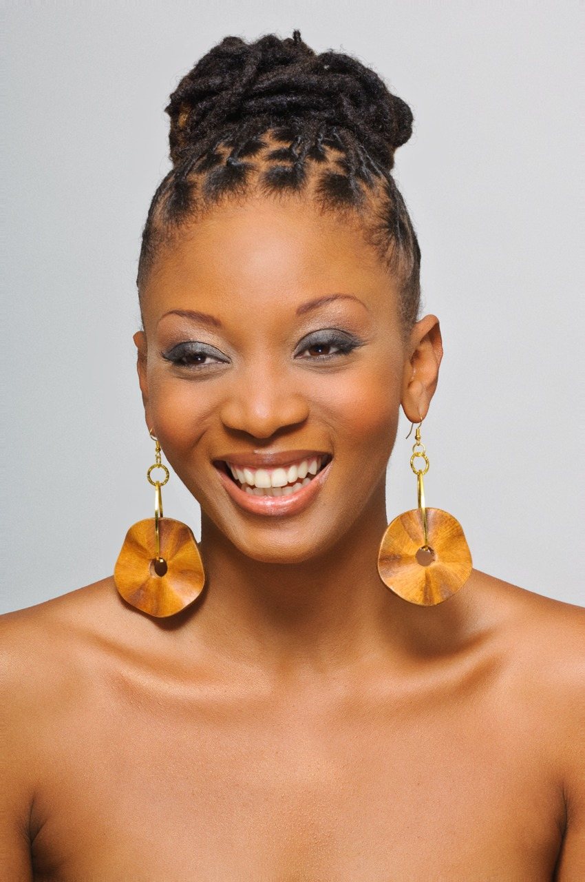 Natural African Hairstyles Wedding Hairstyles For Black Women That Will Turn Heads