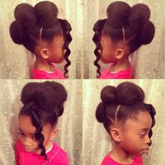 Astounding Little Black Girl Hairstyles 30 Stunning Kids Hairstyles Short Hairstyles Gunalazisus