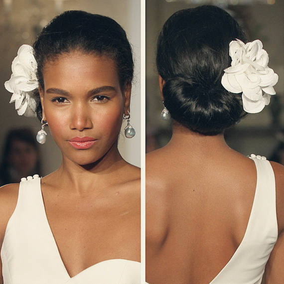 Hairstyle For Women In Wedding: Wedding Hairstyles For Black Women That Will Turn Heads
