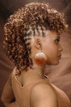 Brilliant 20 Badass Mohawk Hairstyles For Black Women Hairstyle Inspiration Daily Dogsangcom