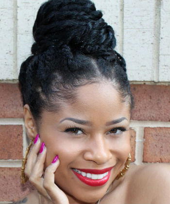 Twist Hairstyles For Natural Hair | Twist Braided Styles