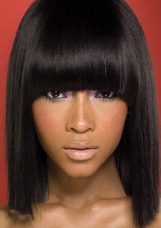 Super Long Bob Hairstyles That Are Totally In Right Now Short Hairstyles For Black Women Fulllsitofus