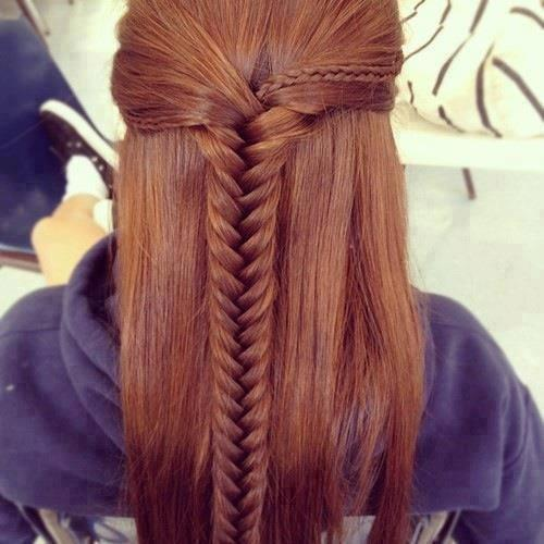 Fishtail Hairstyle Images - About Types of Fish