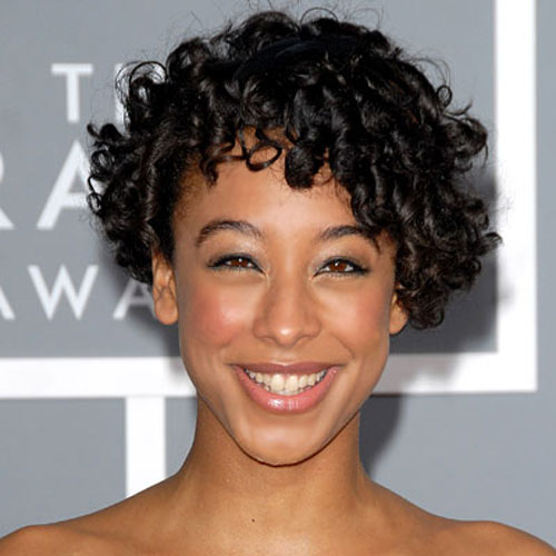 Peachy Top 25 Short Curly Hairstyles For Black Women Hairstyles For Men Maxibearus