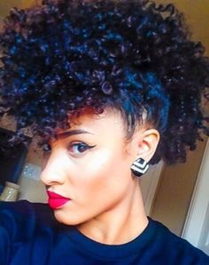 Fantastic Top 25 Short Curly Hairstyles For Black Women Hairstyles For Women Draintrainus