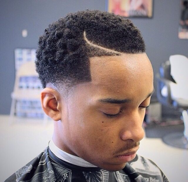 Groovy 20 Fade And Tapered Haircuts For Black Men Hairstyles For Men Maxibearus