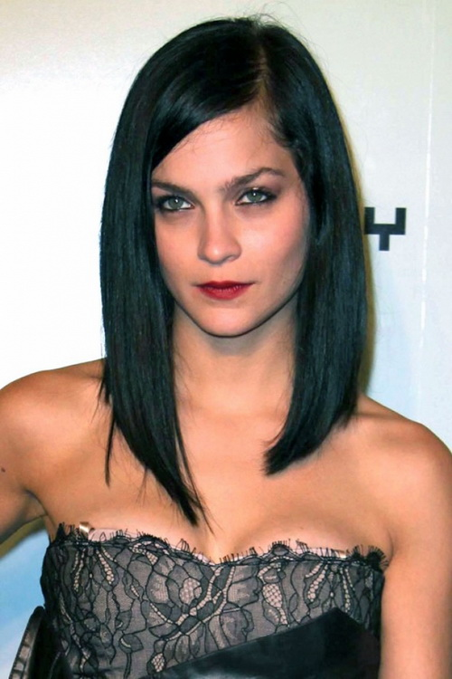Super Long Bob Hairstyles That Are Totally In Right Now Hairstyle Inspiration Daily Dogsangcom
