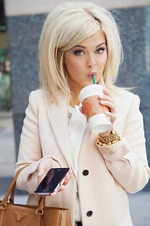 Fabulous Long Bob Hairstyles That Are Totally In Right Now Hairstyle Inspiration Daily Dogsangcom