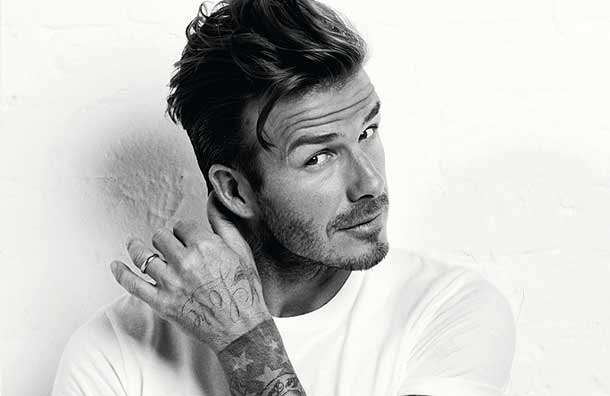 Marvelous David Beckham Hair Inspiration David Beckham Changing Looks Hairstyles For Women Draintrainus