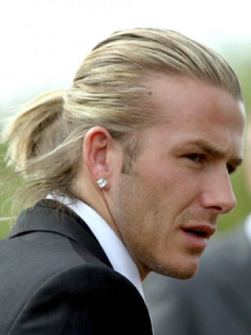 David Beckham Hair Inspiration David Beckham Changing Looks