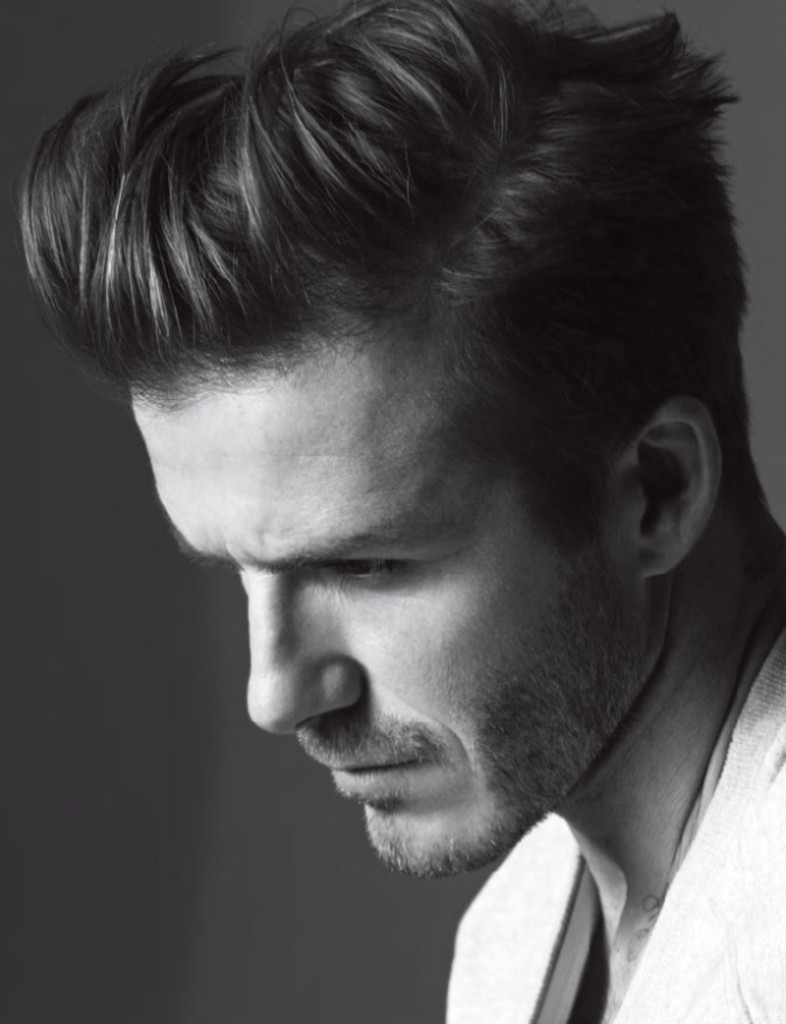 Incredible David Beckham Hair Inspiration David Beckham Changing Looks Hairstyles For Women Draintrainus