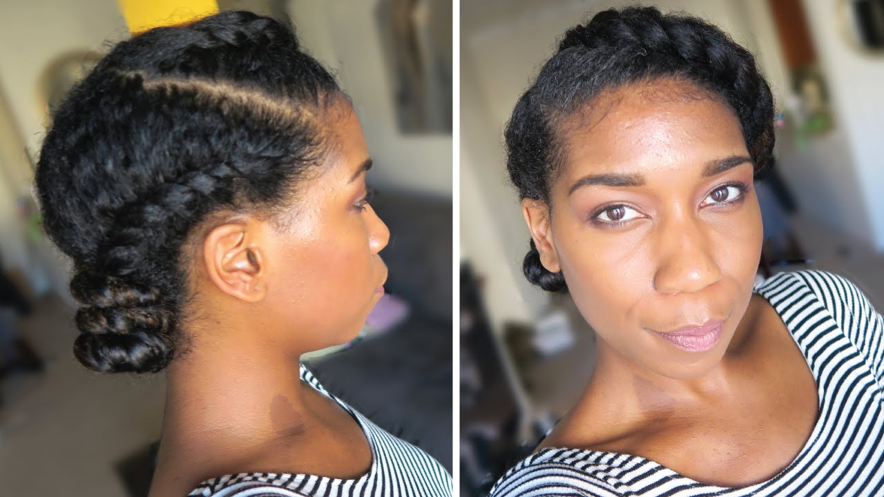 Magnificent Protective Hairstyles For Natural Hair Hairstyles For Women Draintrainus