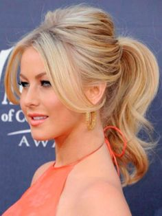 Top 25 easy and beautiful ponytail hairstyles 1mid ponytail with hump pmusecretfo Choice Image