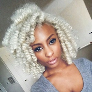 Blonde Crochet Hair Styles : 25 Crochet Braids Hairstyles HairstyleHub