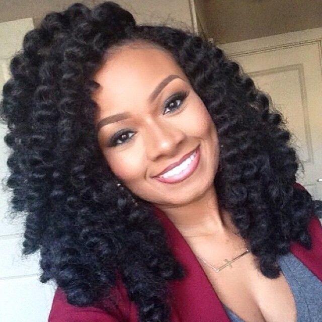 Crochet Hair With Bangs : Crochet Braids Hairstyles With Bangs 25 crochet braids hairstyles ...