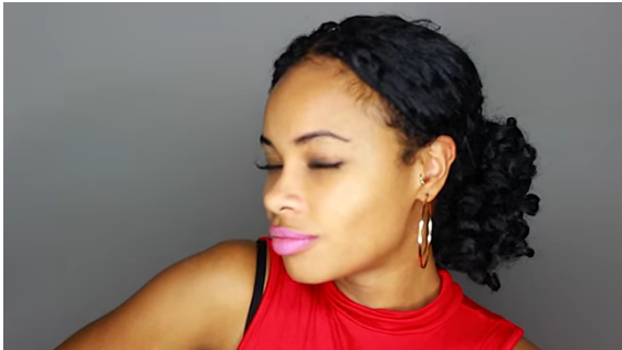 Crochet Hair Ponytail : Crochet Braids Hairstyles