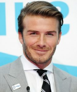 Top Comb Over Hairstyles For Men Part - David beckham recent hairstyle