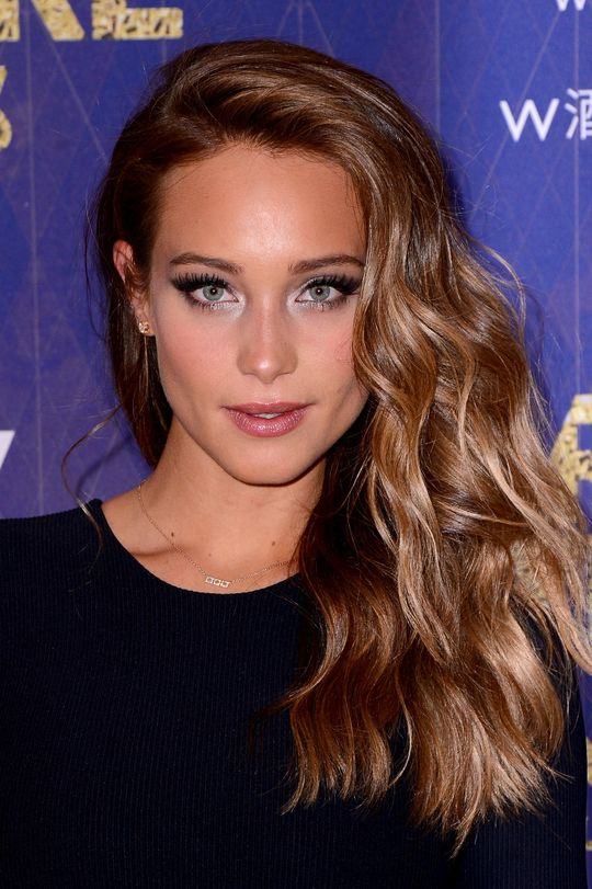 Blonde highlights all you need to know about highlights why we love this dark chestnut brown hair with dark blonde highlights hannah davis has one of the most beautiful faces in the world which means she can pmusecretfo Choice Image