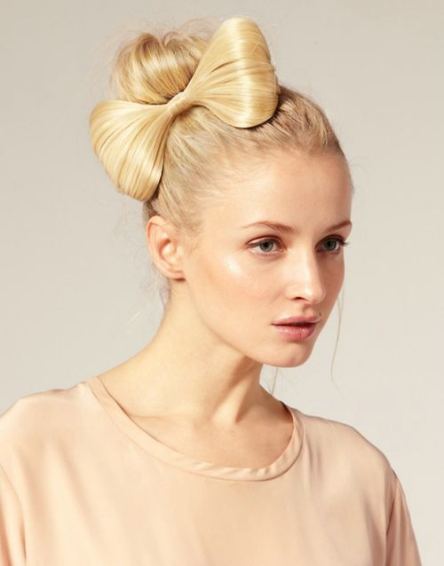 Prom Hairstyles For Short Hair hottest prom hairstyles for short hair Love Prom Hairstyles Updos Want To Be The Center Of Attention Then Try This Top Ballerina Bun With A Huge Bow You Will Definitely Look Like A Model Off