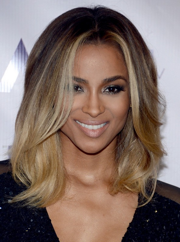 Medium layered haircuts youll absolutely love to try 15ciara body waves urmus Choice Image