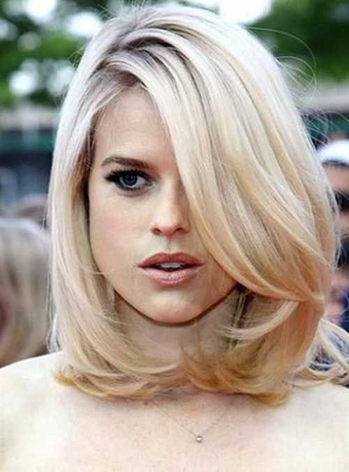 Wondrous Top 25 Short Blonde Hairstyles We Love Short Hairstyles Gunalazisus