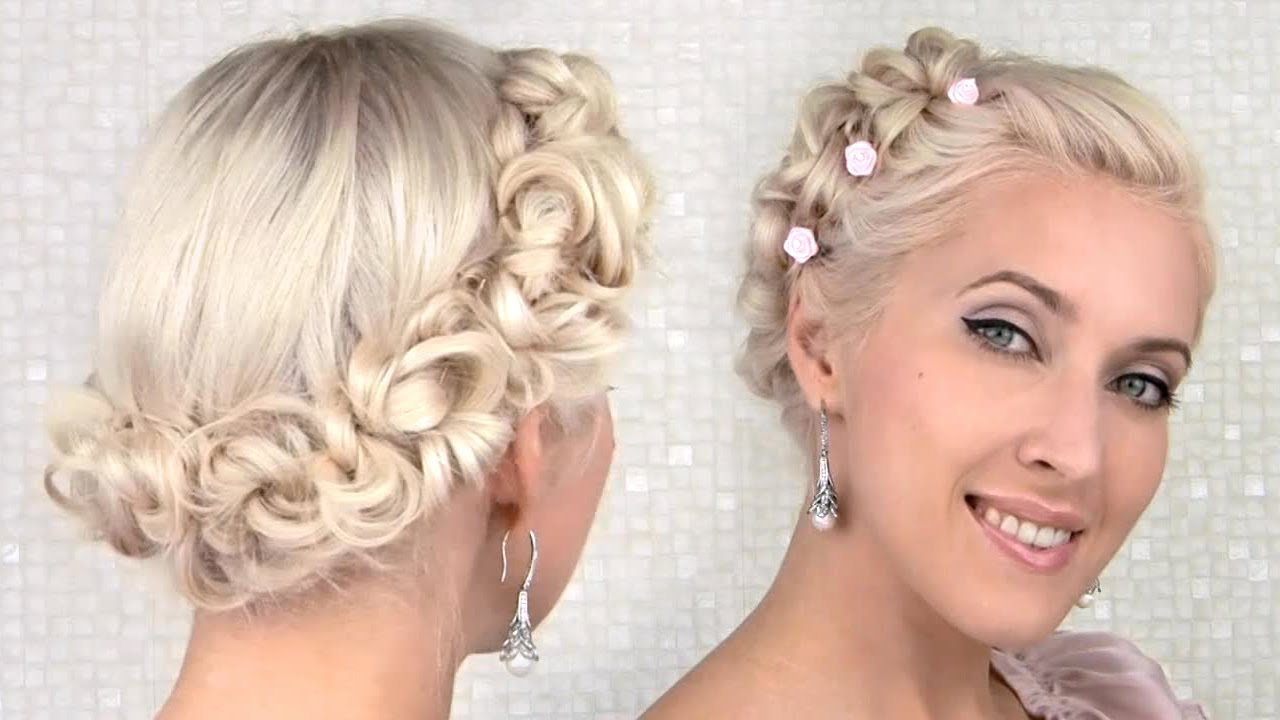 Prom Hairstyles For Short Hair short hair prom hairstyles 3rose Inspired Crown What A Beautiful Hair For Prom
