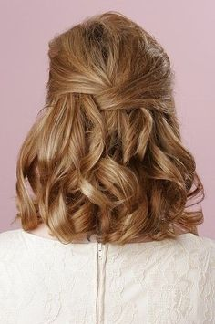 Prom Hairstyles For Short Hair best 10 short prom hair ideas on pinterest short bridesmaid hairstyles short prom hairstyles and short hairstyles for prom 4curly Tie Back