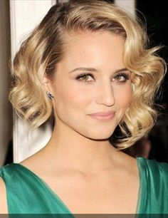 Prom Hairstyles For Short Hair wavy bob with a four strand braid for prom 7 Short And Wavy Bob