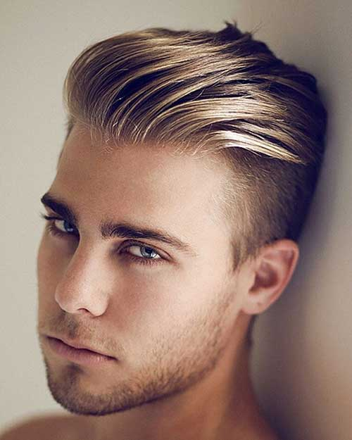 come over hairstyle : Top 22 Comb Over Hairstyles for Men