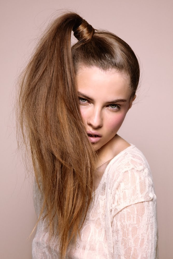 25 stunning updos for medium hair you gotta try