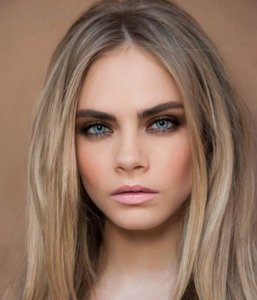 Brown hair to blonde highlights brown hairs cara delivgne s beautiful brunette hair is ever more enhanced by her ash blonde highlights have pmusecretfo Gallery