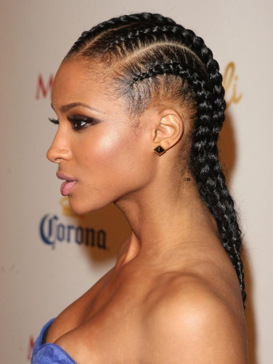 Brilliant Black Hairstyles For Long Hair Braids Braids Hairstyles For Women Draintrainus