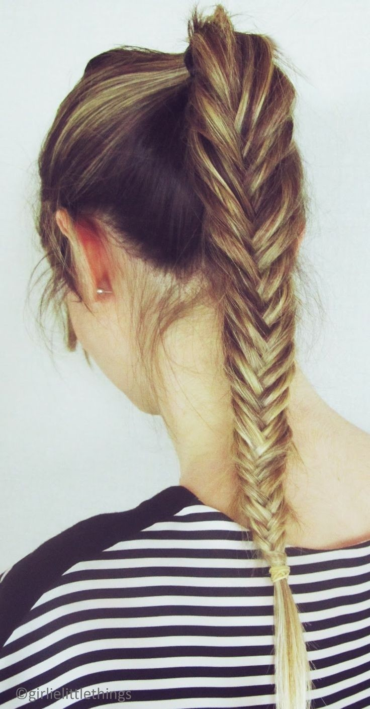 Gallery For > Long Braided Hair Back