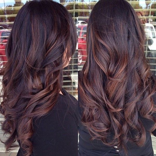 Top 50 beautiful balayage hair color ideas part 26 27hints of copper pmusecretfo Gallery