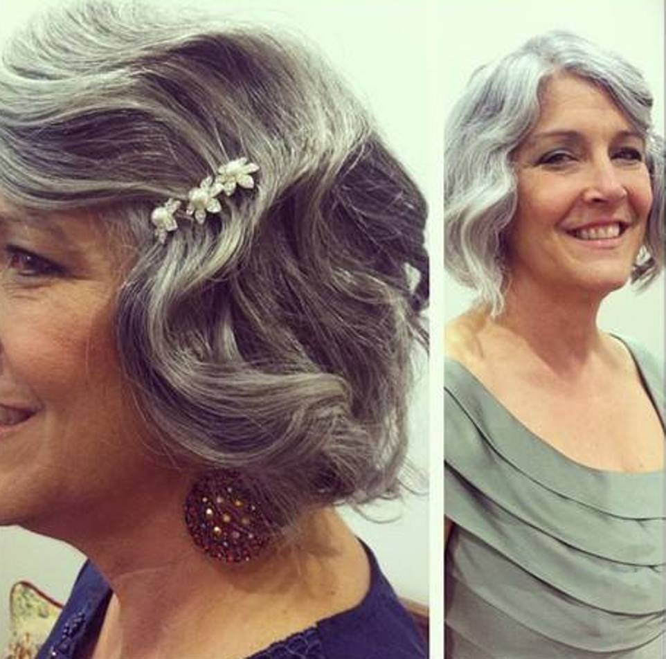Tremendous 22 Gorgeous Mother Of The Bride Hairstyles Short Hairstyles Gunalazisus