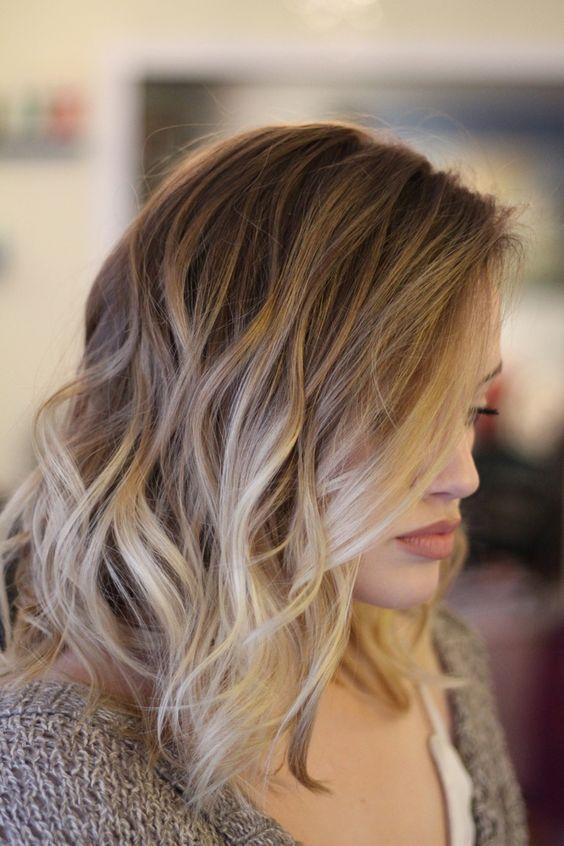 Top 50 Beautiful Balayage Hair Color Ideas