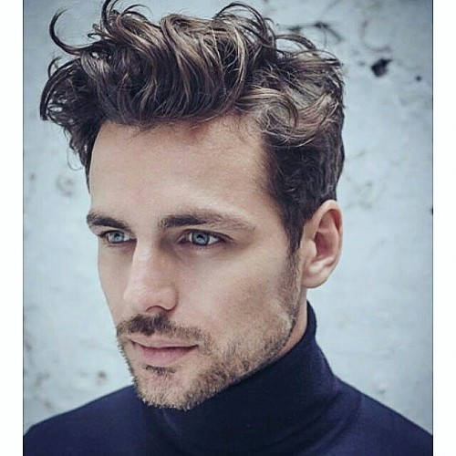 20 Best Medium Hairstyles For Men - Part 12