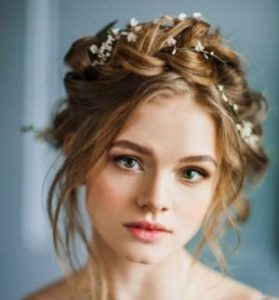 Beautiful long hairstyles prom