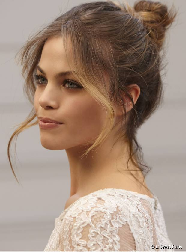 Pleasing Top 25 Messy Bun Hairstyles Unique And Easy Messy Buns Hairstyles For Women Draintrainus