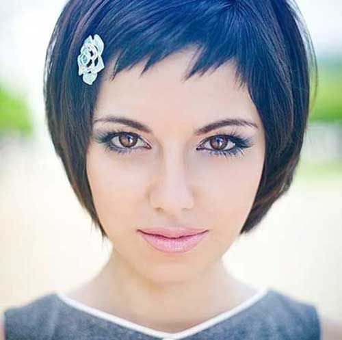 Magnificent 30 Bangs Hairstyles For Short Hair Short Hairstyles Gunalazisus